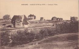 SABLES-D'OR-LES-PINS (22) - Quelques Villas - Binet - Sans Date - Frankreich