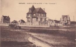 """SABLES-D'OR-LES-PINS (22) - Villa """"Emeraude"""" - Binet - Sans Date - Frankreich"""