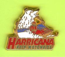 Pin's Harricana Raid Motoneige (Ski-Doo) - 10V09 - Sin Clasificación