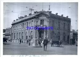 117410 ARGENTINA BUENOS AIRES AVELLANEDA BANK BANCO DE LA PROVINCIA PHOTO NO POSTAL POSTCARD - Photographs