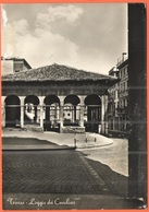 ITALIA - ITALY - ITALIE - 1956 - 10 Siracusana - Treviso, Loggia Dei Cavalieri - Viaggiata Da Treviso Per Bologna - Treviso