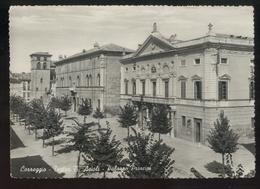 CORREGGIO - REGGIO EMILIA - 1954 - TEATRO ASIOLI - Reggio Emilia