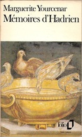 Folio 921 - YOURCENAR, Marguerite - Mémoires D'Hadrien (TBE) - Livres, BD, Revues