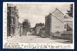 Marche. Rue De La Station. Charbons Gros-Détail. 1902 - Marche-en-Famenne