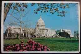 United States Capitol Building - Washington DC - American Congress - Parliament Vg - Washington DC
