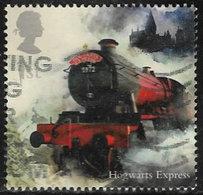 GB 2018 Harry Potter 1st Type 7 Good/fine Used [40/32619/ND] - 1952-.... (Elizabeth II)