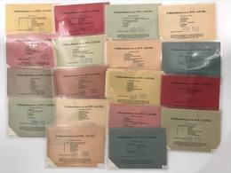 Bund Ganzsachen MiNr. P 86 Postfrisch MNH Karte A1/1-A18/140 (B3452 - [7] République Fédérale