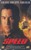 Télécarte Japon / 110-011 - CINEMA FILM - SPEED 2 / KEANU REEVES - Japan Movie Phonecard Kino Telefonkarte - 11512 - Cinéma
