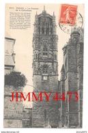 CPA - Le Clocher De La Cathédrale + Texte En 1912 - RODEZ 12 Aveyron - N° 2613 - Edit. V. D. C. - E L D - Rodez