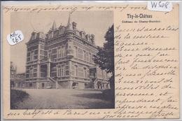 THY-LE-CHATEAU- CHATEAU DU CHAMP-BOURDON - Walcourt