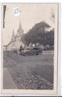 COLOMBIE- BARRANQUILIA- CARTE-PHOTO- BELLES VOITURES- 1928 - Colombia