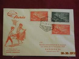 FDC De 1959 Interposta 1959 - 1951-60 Lettres