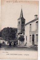 """BOUTHEON """"L'église"""" - Andrézieux-Bouthéon"""