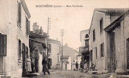 """BOUTHEON """" Rue Centrale"""" - Andrézieux-Bouthéon"""