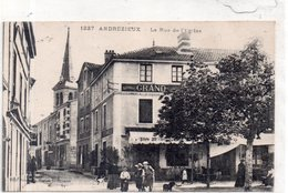 """ANDREZIEUX """"Rue De L'église"""" - Andrézieux-Bouthéon"""