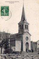 """ANDREZIEUX """"L'église"""" - Andrézieux-Bouthéon"""