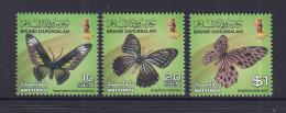Brunei 2012 Butterfly Series 1 MNH - Mariposas