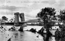 """ANDREZIEUX """"L'Inondation 1907"""" - Andrézieux-Bouthéon"""