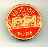 """Ancienne Boîte De Vaseline De La Marque """"Les Bons Onguents"""" - Boîtes"""