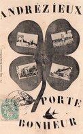 """ANDREZIEUX """"Porte Bonheur"""" - Andrézieux-Bouthéon"""