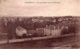 """ANDREZIEUX """"Vue Panoramique"""" - Andrézieux-Bouthéon"""