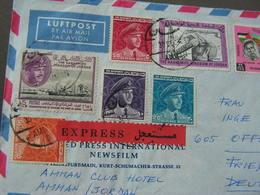 Jordanien Express Cv. 1963 - Jordanie