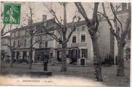 """ANDREZIEUX """"La Place"""" - Andrézieux-Bouthéon"""