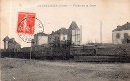 """ANDREZIEUX """"Villas De La Gare"""" - Andrézieux-Bouthéon"""