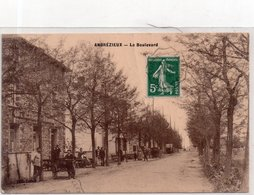 """ANDREZIEUX """"Le Boulevard"""" - Andrézieux-Bouthéon"""