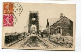 CPA  56 : Pont Sur Le Blavet   A  VOIR  !!!!!!! - Autres Communes