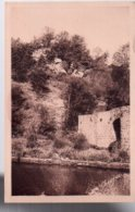 REF 374 : CPA 87 Rochechouart Roc De Boeuf Pont Sur La Graine - Rochechouart