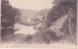 CPA - 233. TREGUIER - Les Gorges Et L'aqueduc De Guinay - Tréguier