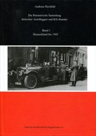 Die Rimann'sche Sammlung Deutscher Autoflaggen Und KFZ-Stander. Band 1: Deutschland Bis 1945. Herzfeld, Andreas - Bücher