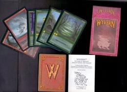 Belgie - Speelkaarten - ** Wyvern - Dragons - 60 Stuks ** + 125gr - Cartes à Jouer Classiques