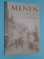 Viering 40 Jaar Heemkundige Kring / 't Wingheroen Nr.100 Menen > Anno 2005 ( See/zie/voir Photo ) ! - Menen