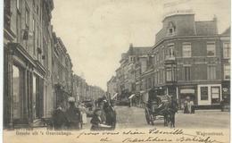 Groete Uit 'S GRAVENHAGE : Wagenstraat - RARE VARIANTE - Cachet De La Poste 1902 - Den Haag ('s-Gravenhage)