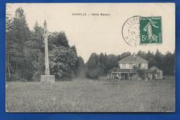 EURVILLE   Belle Maison   écrite En 1909 - Autres Communes