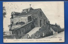 LANGRES    Le Colombier Militaire      écrite En 1921 - Langres