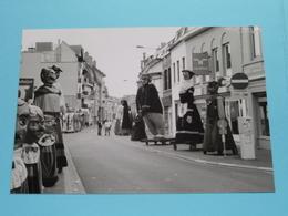 MENEN ( Paul GOSSELIN > Foto Met Stempel ) > ( OPTOCHT / STOET ) Anno 19?? ( Zie Foto ) Formaat PK / CP ! - Menen