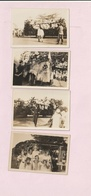 Lot De 4 Petites PHOTOS : NOUMEA ( Nouvelle Calédonie ) - Plaatsen