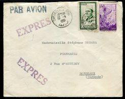 Maroc - Enveloppe En Exprès De Casablanca Pour La France En 1961 - Réf AT 222 - Maroc (1956-...)
