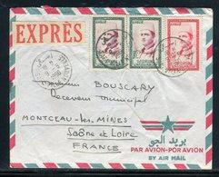 Maroc - Enveloppe En Exprès De Safi Pour La France En 1960 - Réf AT 223 - Maroc (1956-...)