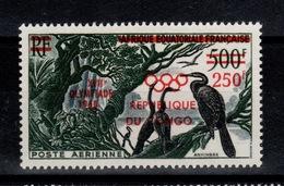 Congo - Poste Aerienne YV PA 1 N* (légère) Jeux Olympiques JO 1960 - Ongebruikt