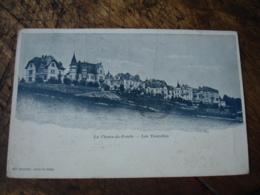 1902 Les Tourelles La Chaux De Fonds - NE Neuchâtel