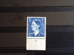 Nr.911** Koning Boudewijn Plaatnummer 2. - ....-1960