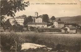 63 Puy De Dôme :  Le Brugeron  Vue Générale  Réf 6878 - Frankreich