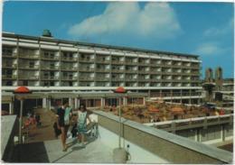 Marcelli Di Numana (Ancona): Hotel Santa Cristiana. Viaggiata 1971 Con Annullo A Targhetta Risparmio Postale - Alberghi & Ristoranti