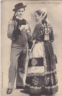 Mariés De QUIMPER - Etude De Costumes - Quimper