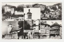 63 Chateldon En 5 Vues - Chateldon