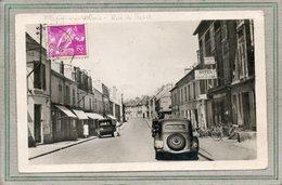 CPA - CREPY-en-VALOIS (60) - Aspect De L'Hôtel Des Portes De Paris En 1952 - Voitures Anciennes - Crepy En Valois